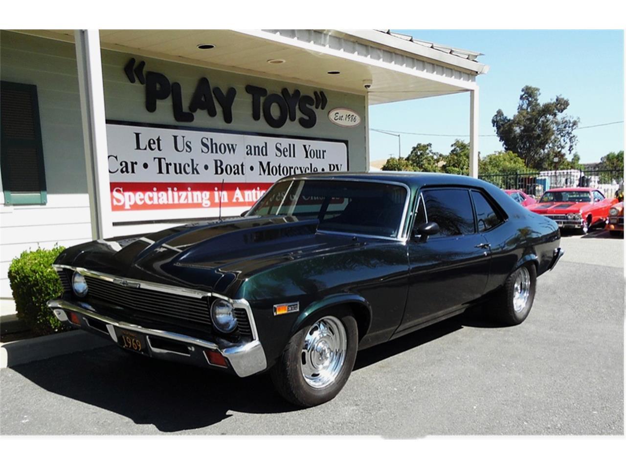 For Sale 1969 Chevrolet Nova In Redlands California