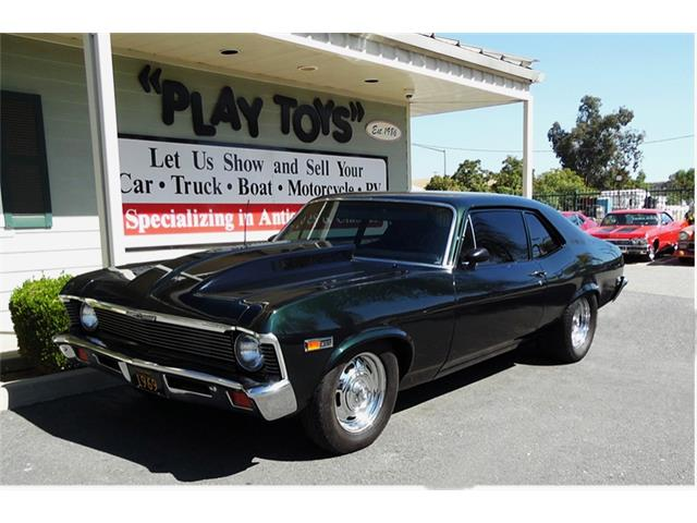 Picture of Classic 1969 Chevrolet Nova - $24,995.00 Offered by  - QYD2