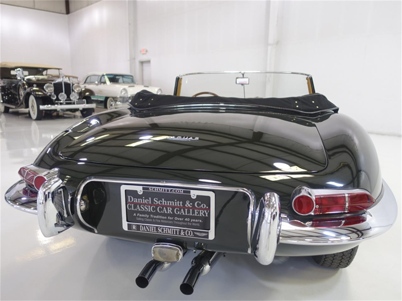 Large Picture of '62 E-Type - QYD3