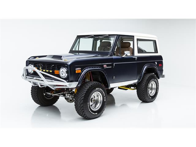 Picture of '75 Bronco - QYDA
