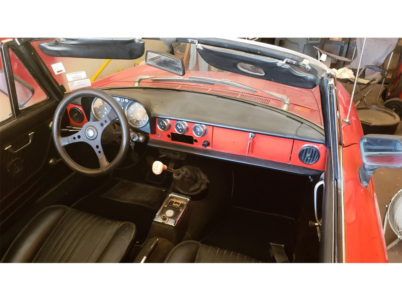 Large Picture of '69 1750 Spider Veloce - QYDD