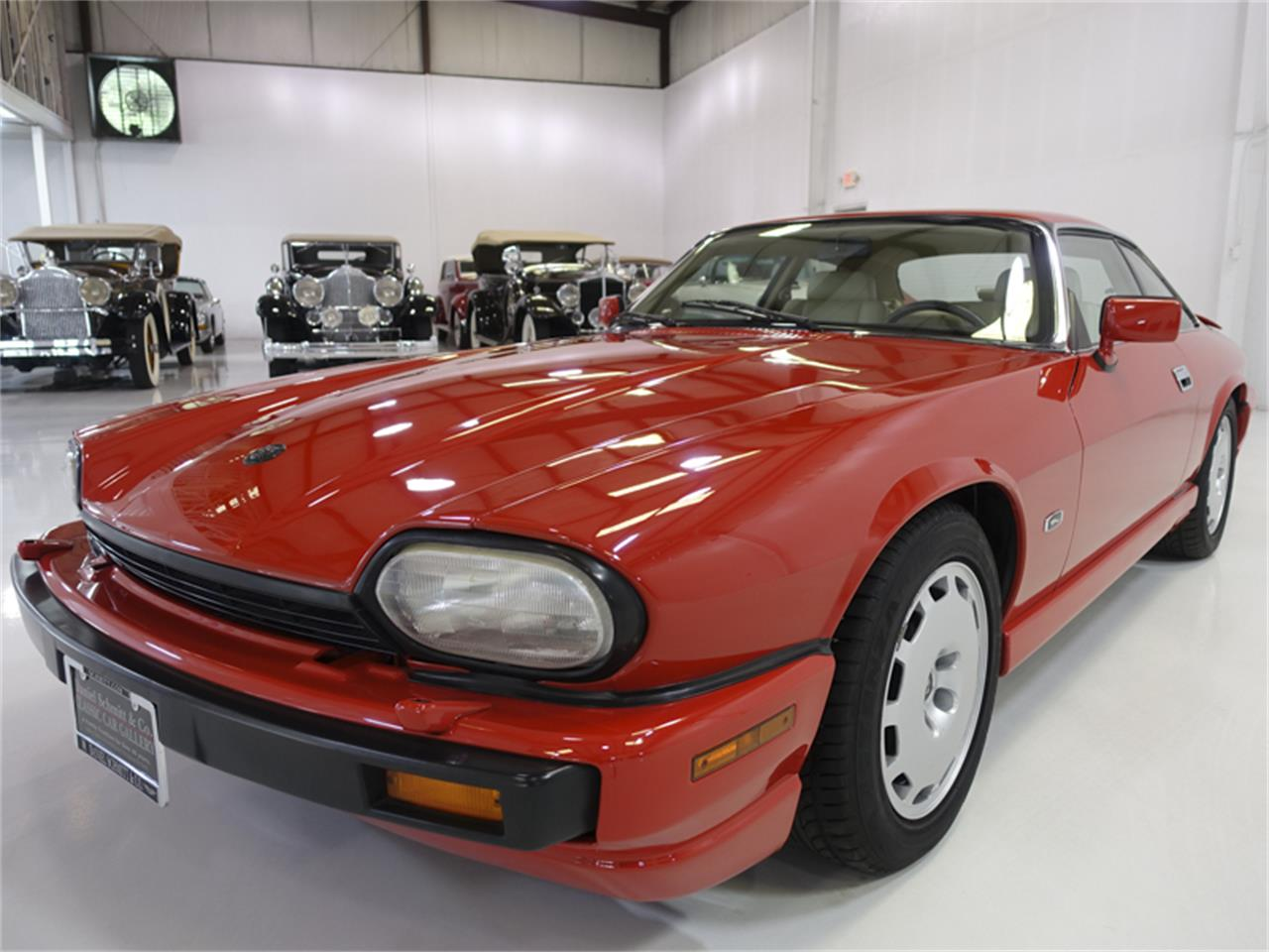 Large Picture of '93 XJR-S - QYE2