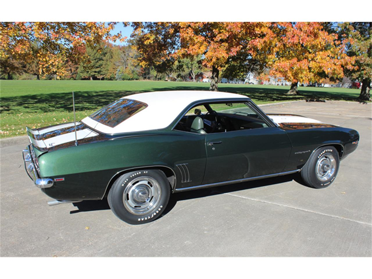 Large Picture of Classic 1969 Camaro RS Z28 - $80,500.00 Offered by a Private Seller - QYER