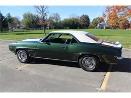 Picture of Classic '69 Chevrolet Camaro RS Z28 located in Burlington Iowa Offered by a Private Seller - QYER