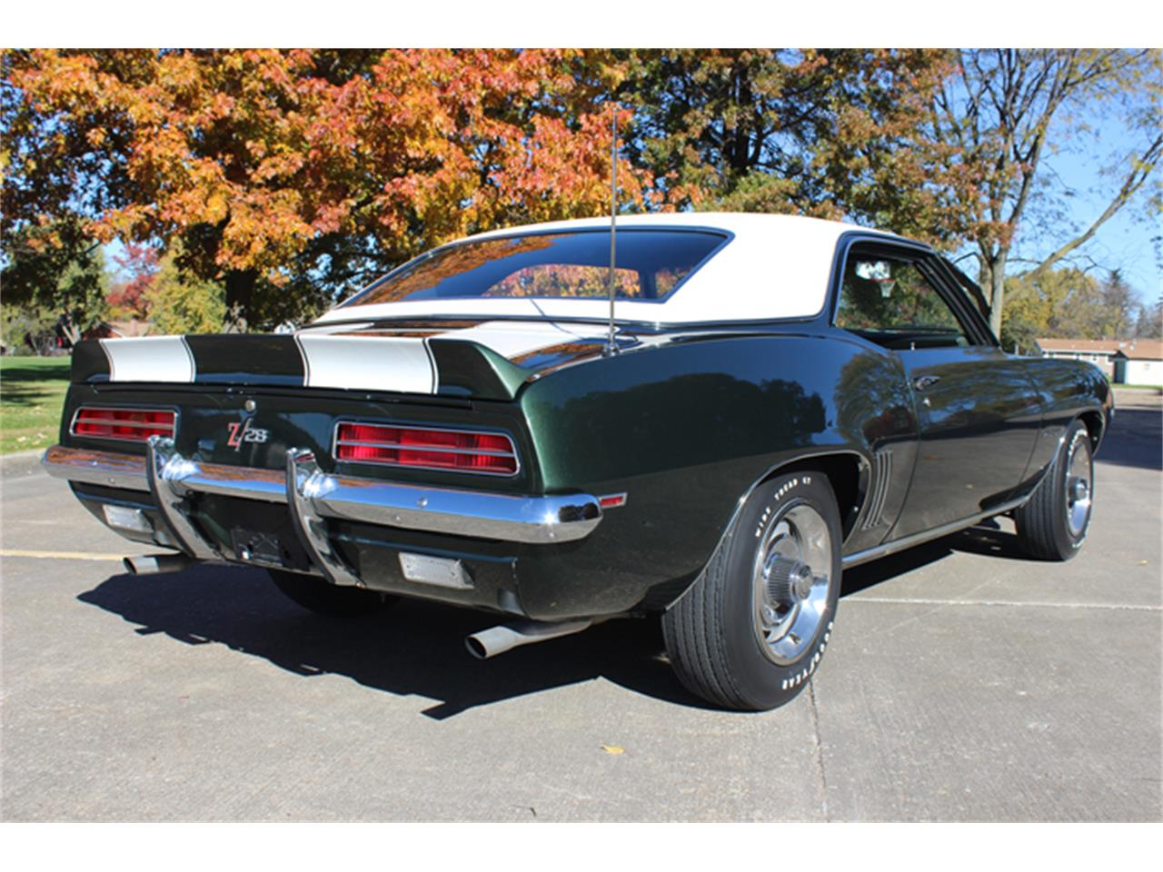 Large Picture of Classic '69 Chevrolet Camaro RS Z28 located in Iowa Offered by a Private Seller - QYER
