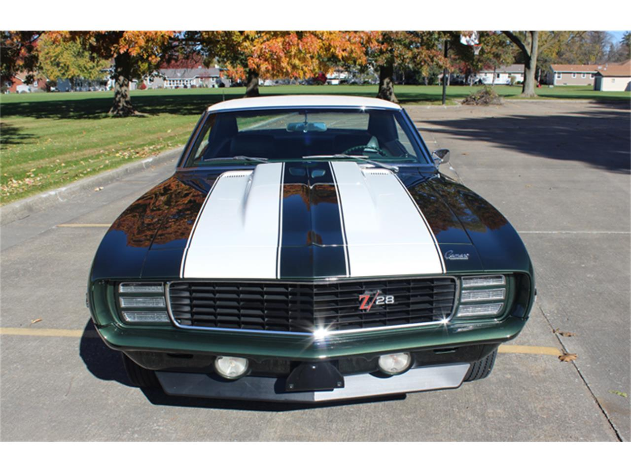 Large Picture of 1969 Chevrolet Camaro RS Z28 - $80,500.00 Offered by a Private Seller - QYER