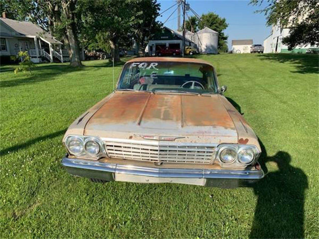 Large Picture of '62 Impala - QYFX