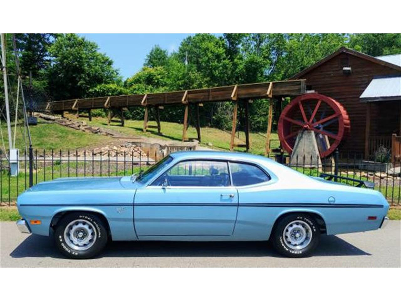 Large Picture of '70 Duster - QYFZ