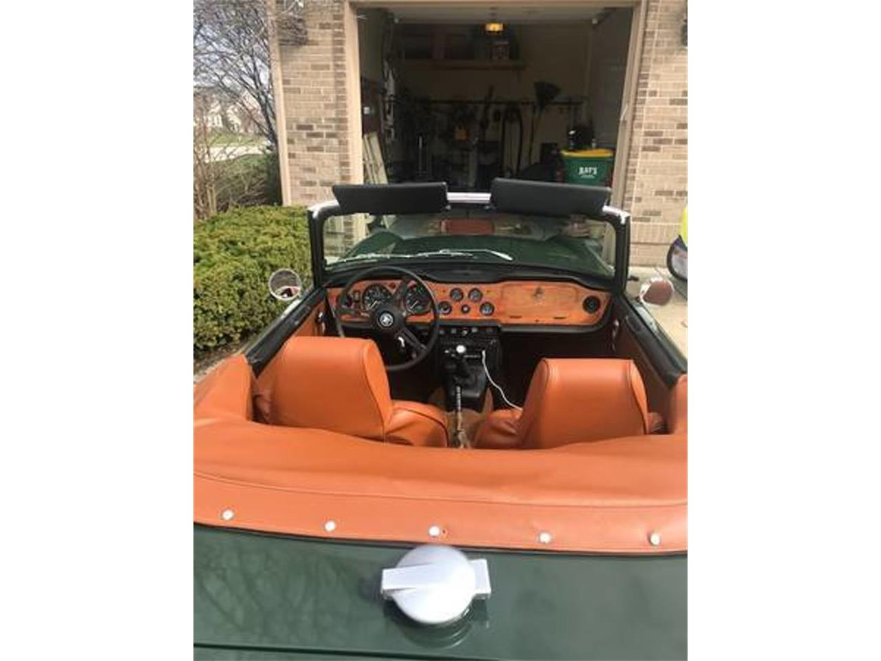 Large Picture of '72 TR6 - QYG0