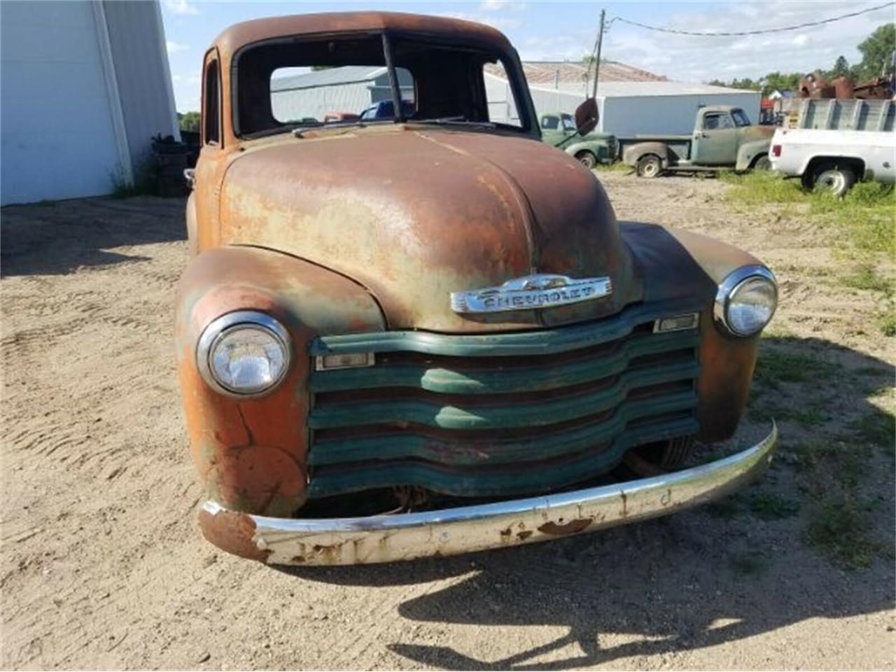 Large Picture of '50 Pickup - QSKD