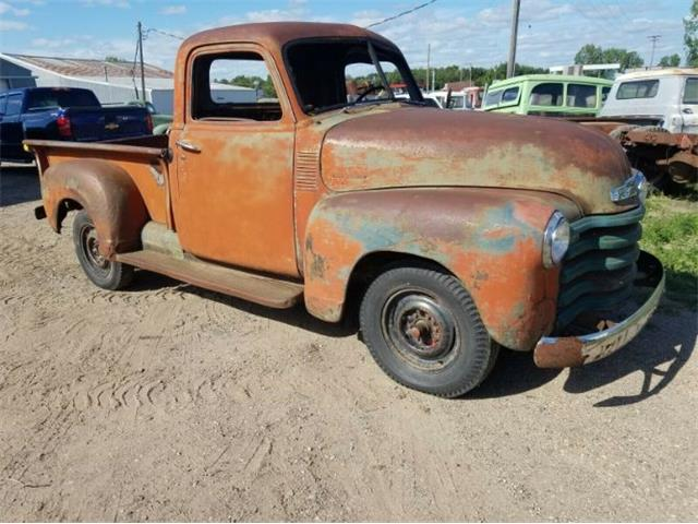 Picture of '50 Pickup Offered by  - QSKD