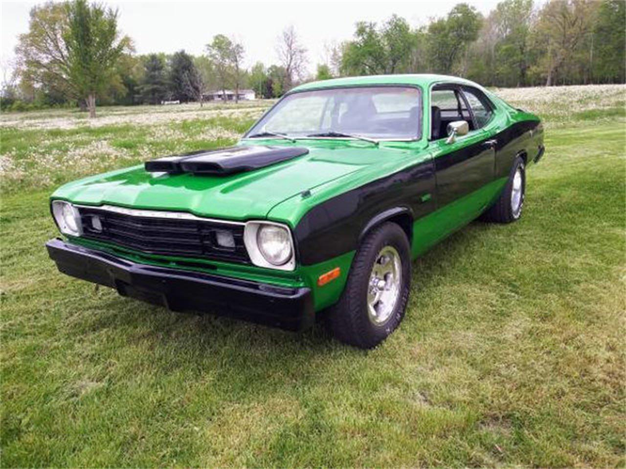 Large Picture of '75 Duster - QYG8