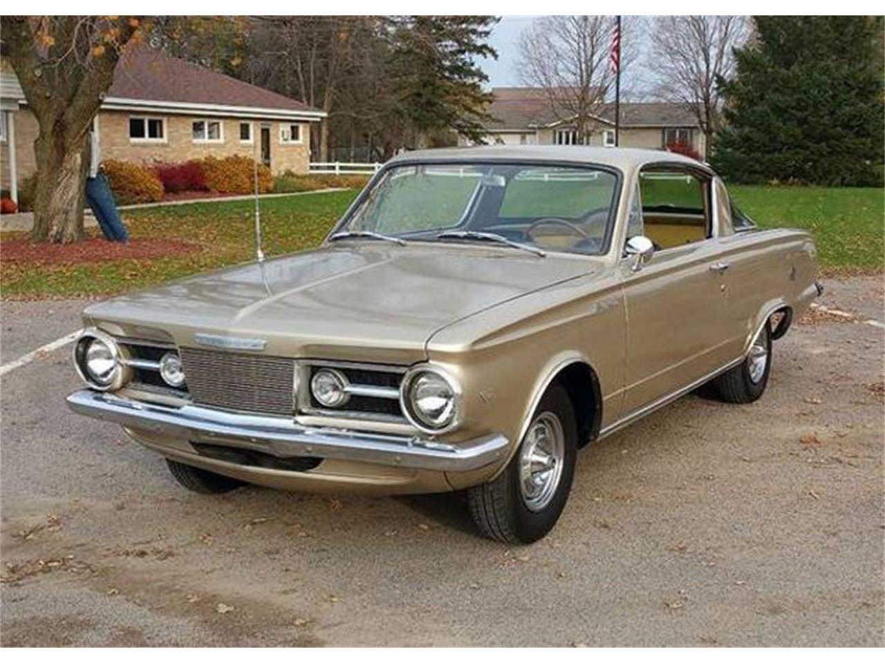 Large Picture of Classic 1965 Barracuda located in Long Island New York - $14,500.00 Offered by DP9 Motorsports - QYGA