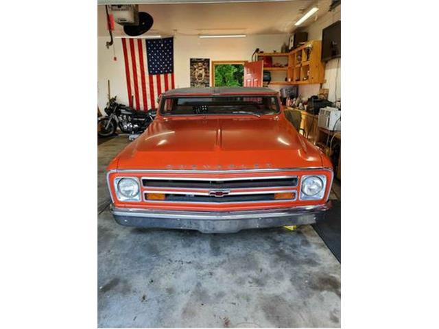 Picture of '68 C10 - QYGE
