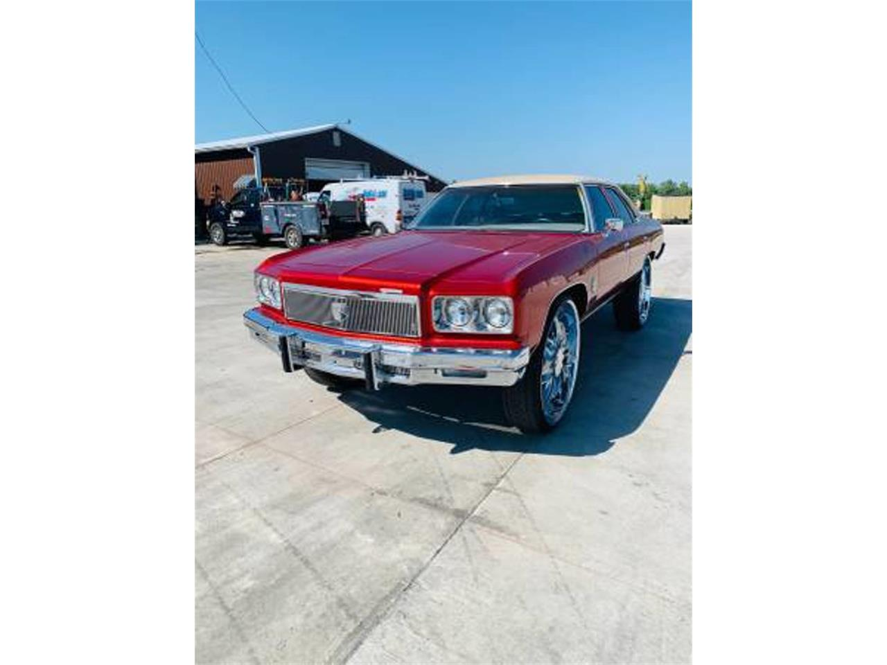 Large Picture of '76 Caprice - QYGH