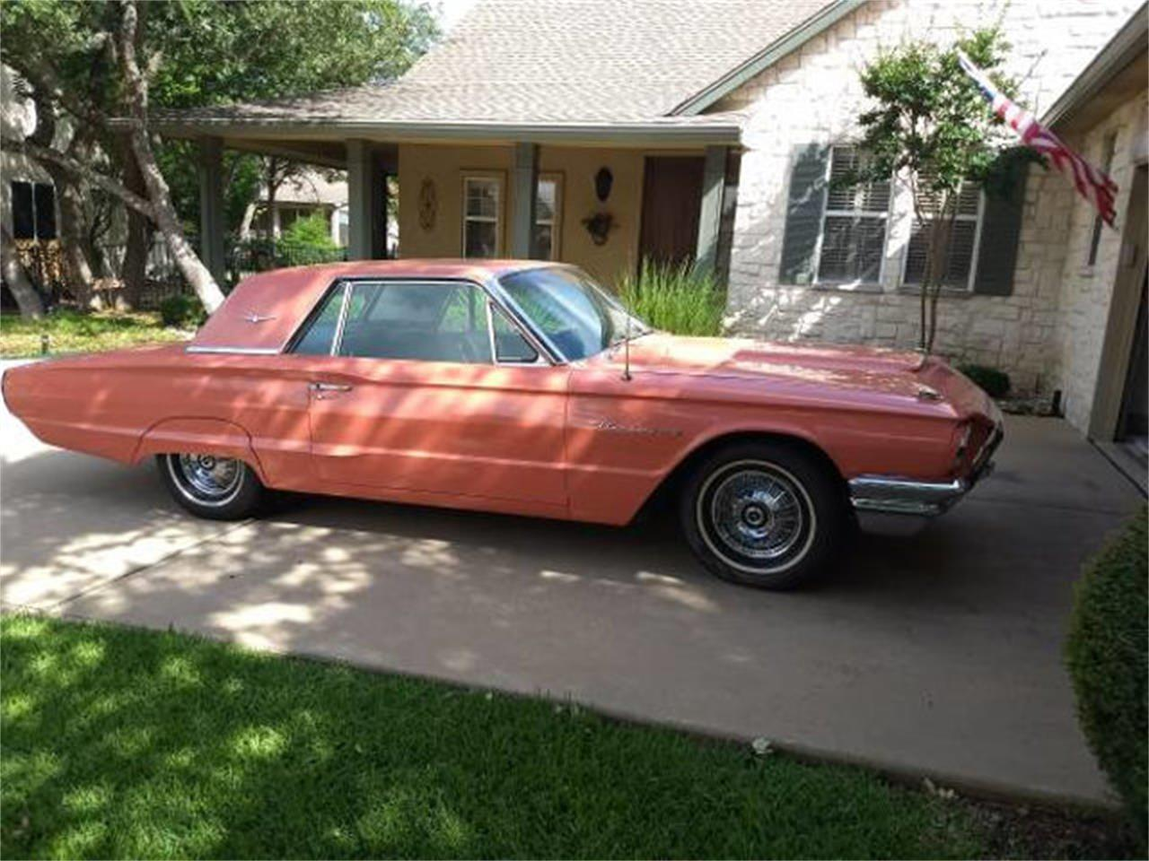 Large Picture of '64 Thunderbird - QYGK