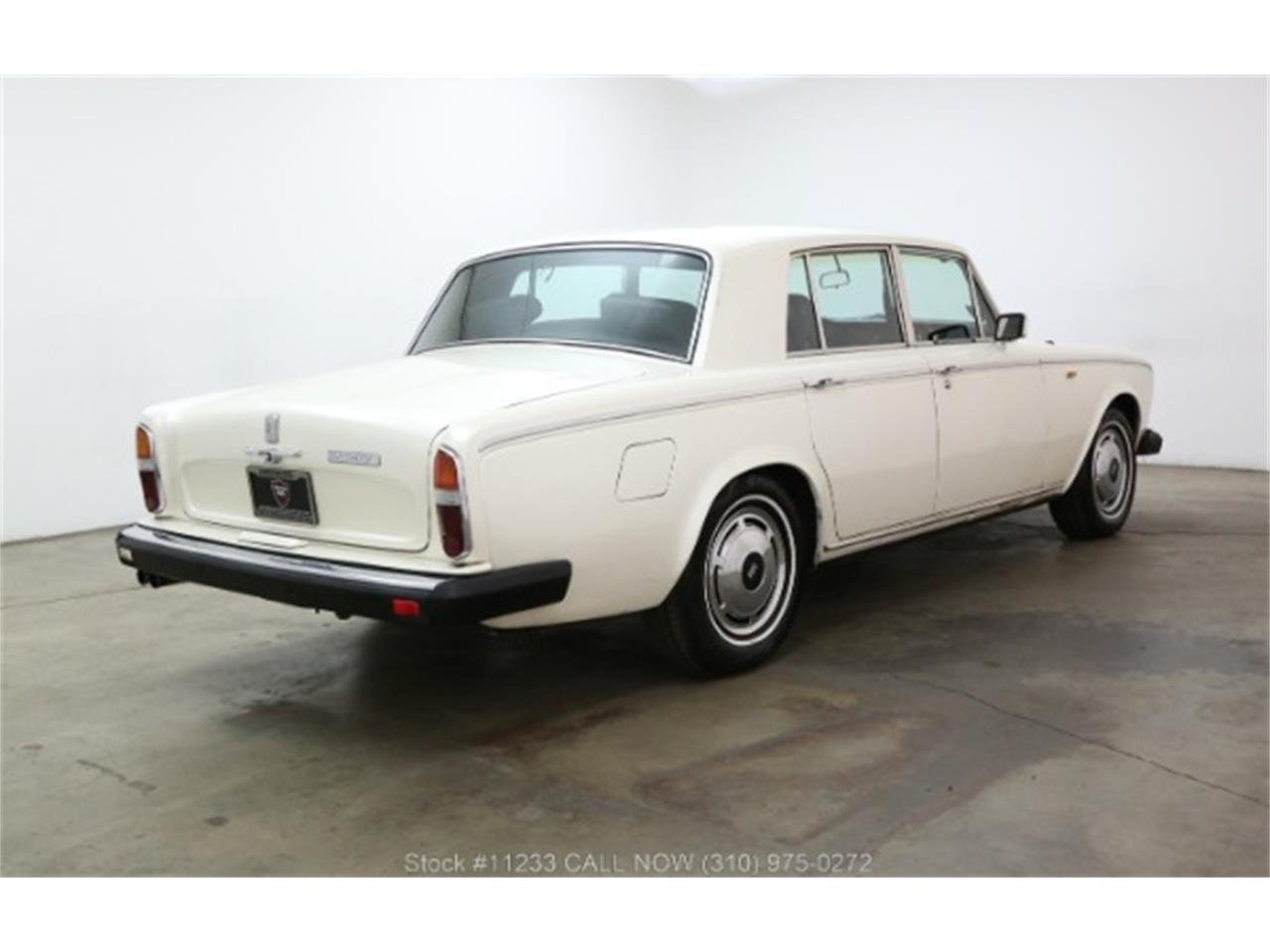 Large Picture of '81 Silver Shadow II - QYGY