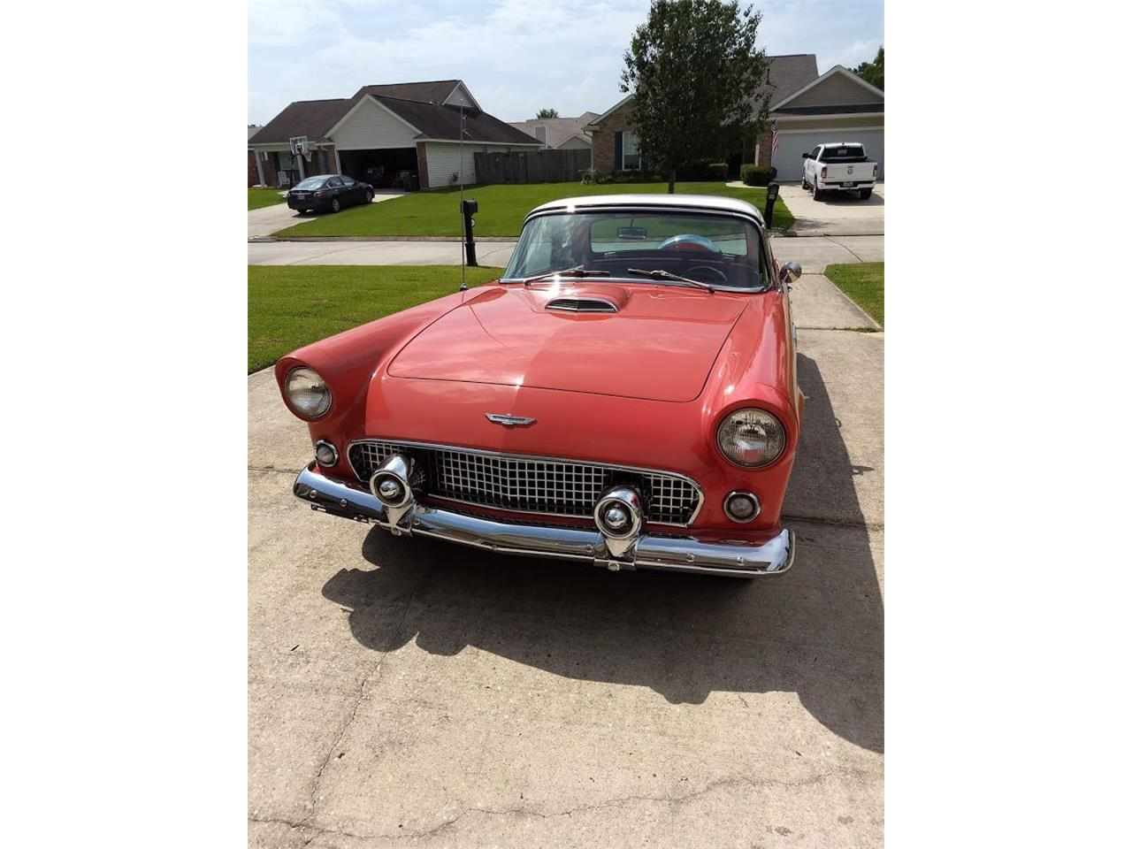 Large Picture of '56 Thunderbird - QYHB