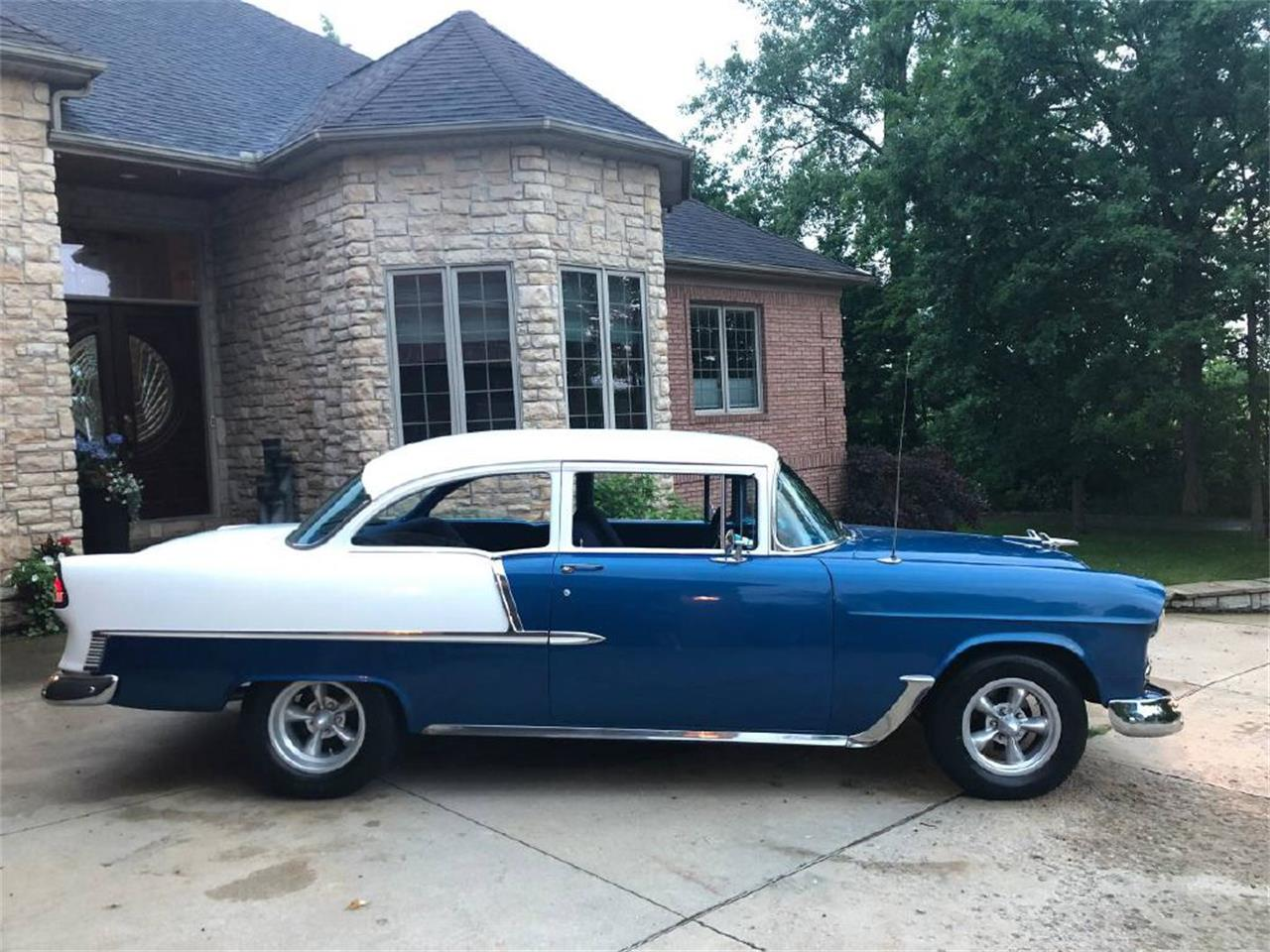 Large Picture of '55 Bel Air - QYHC