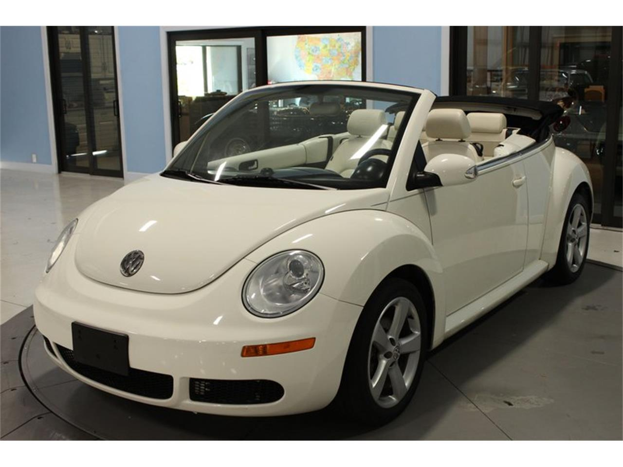 Large Picture of 2007 Volkswagen Beetle - QYHO