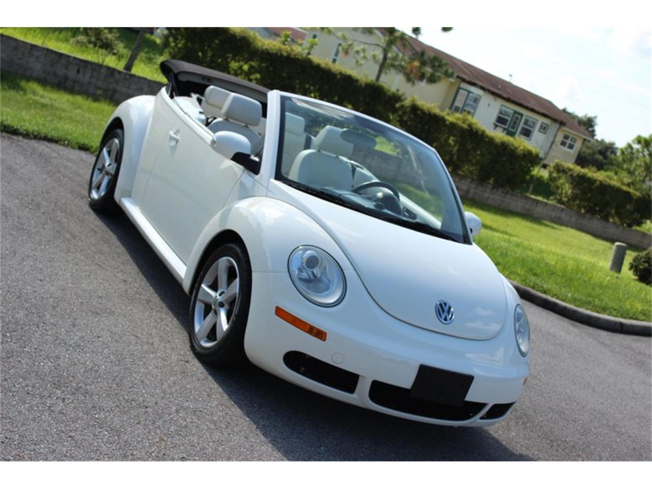 Large Picture of '07 Volkswagen Beetle located in Florida - QYHO