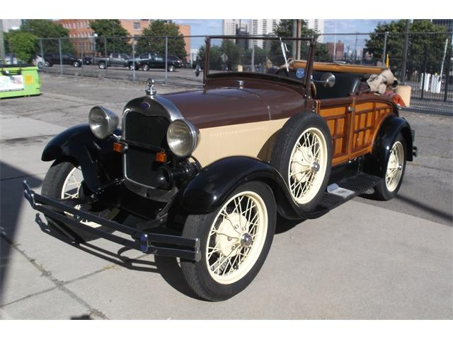 Picture of '28 Model A - QYI6