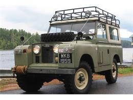 Picture of '59 Series II 88 - QYID