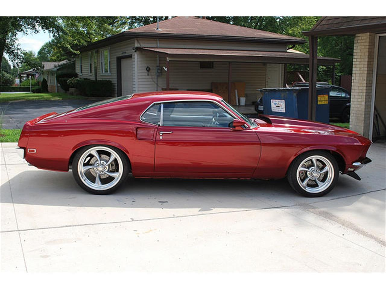 Large Picture of '69 Mustang Mach 1 - QYIR