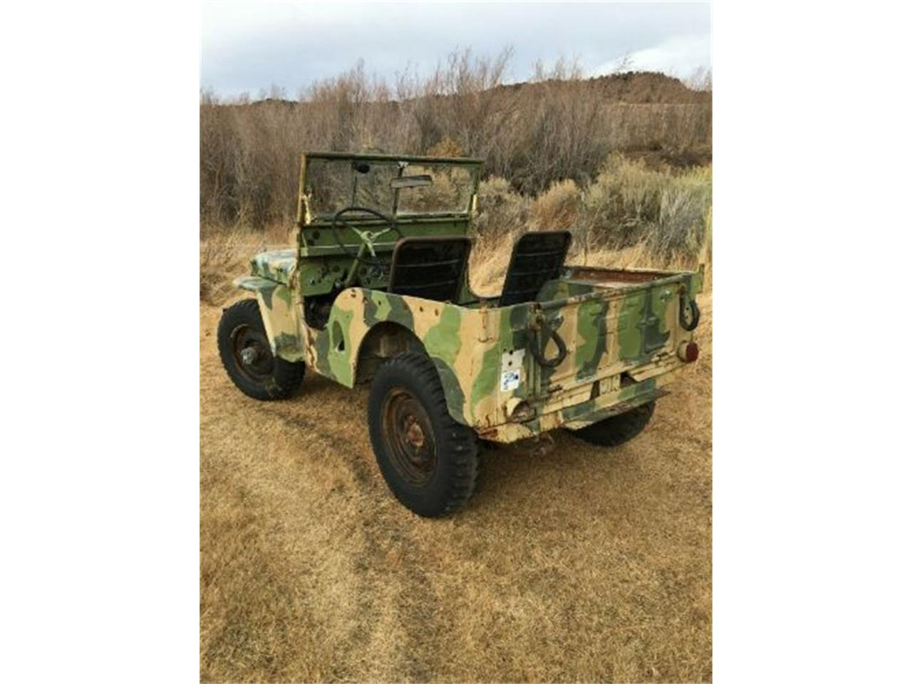 Large Picture of '48 CJ2A - QYJ8