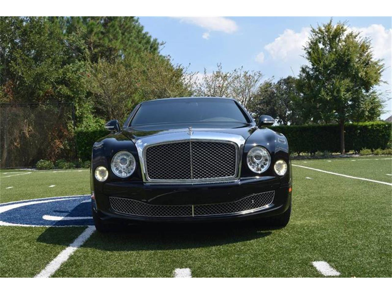Large Picture of '16 Mulsanne S - QYM9