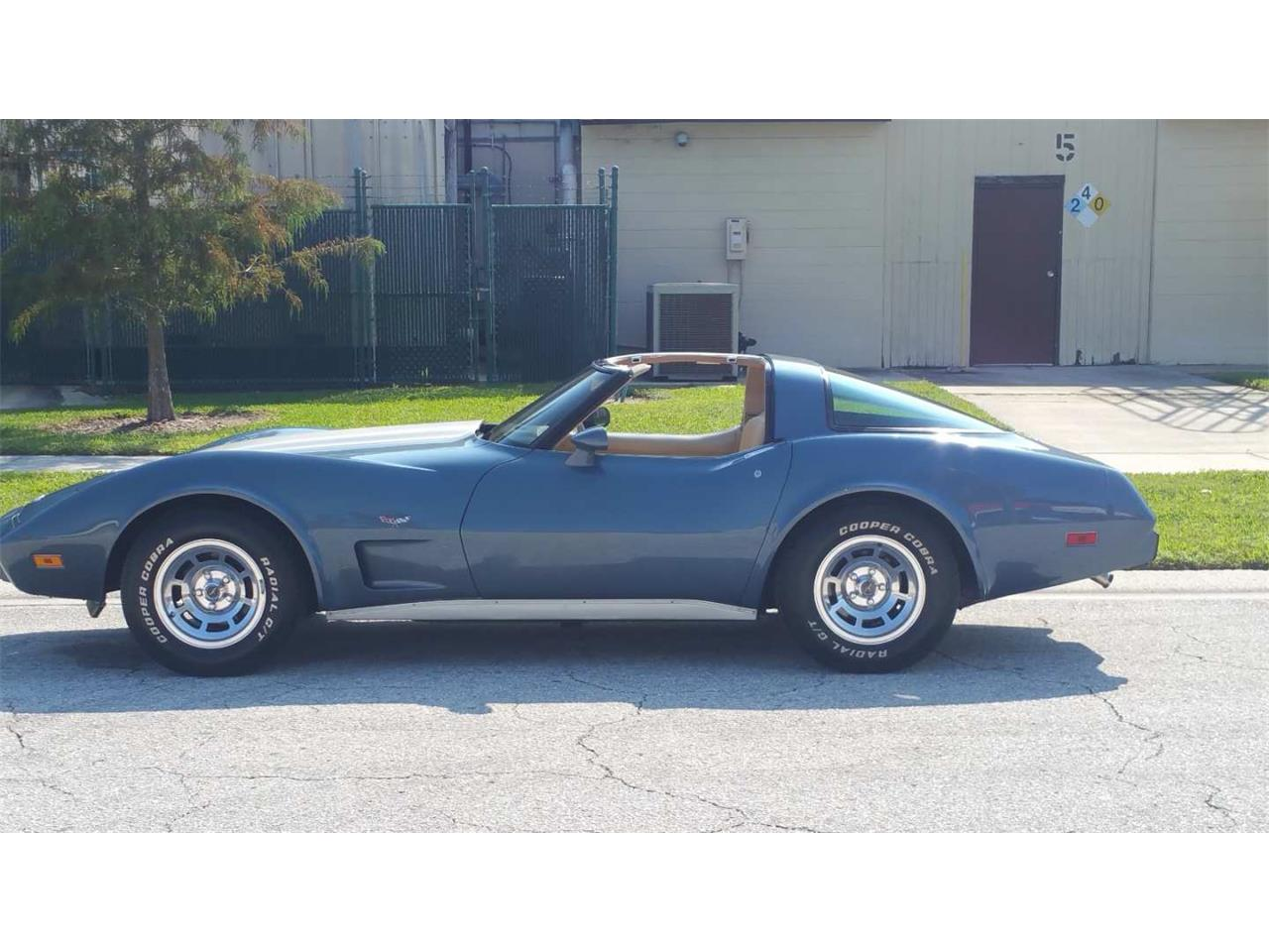 Large Picture of '79 Corvette - QYMG