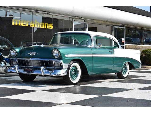 Picture of '56 Bel Air - QYMN