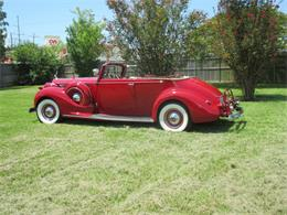 Picture of Classic '38 Twelve located in Biloxi Mississippi Offered by Vicari Auction - QYMQ