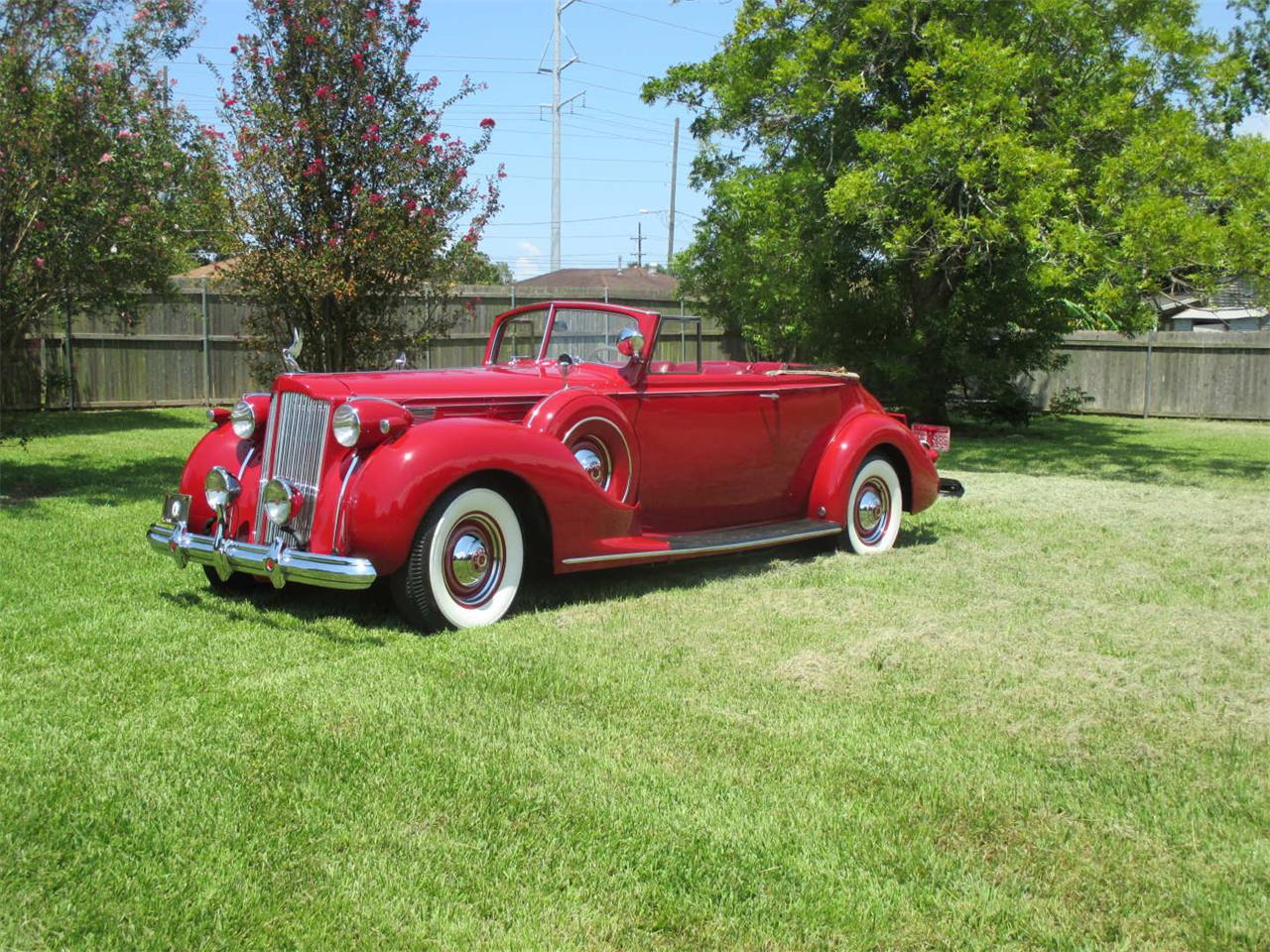 Large Picture of 1938 Packard Twelve located in Mississippi - QYMQ
