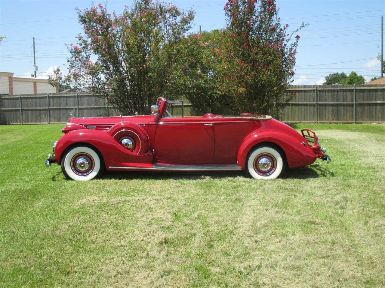 Large Picture of 1938 Twelve located in Mississippi Auction Vehicle Offered by Vicari Auction - QYMQ