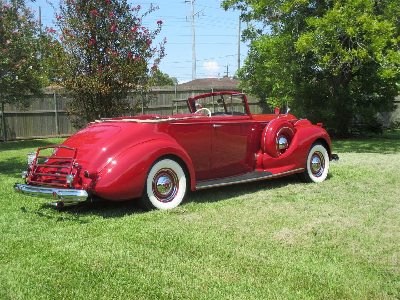 Large Picture of Classic '38 Packard Twelve located in Mississippi Auction Vehicle - QYMQ