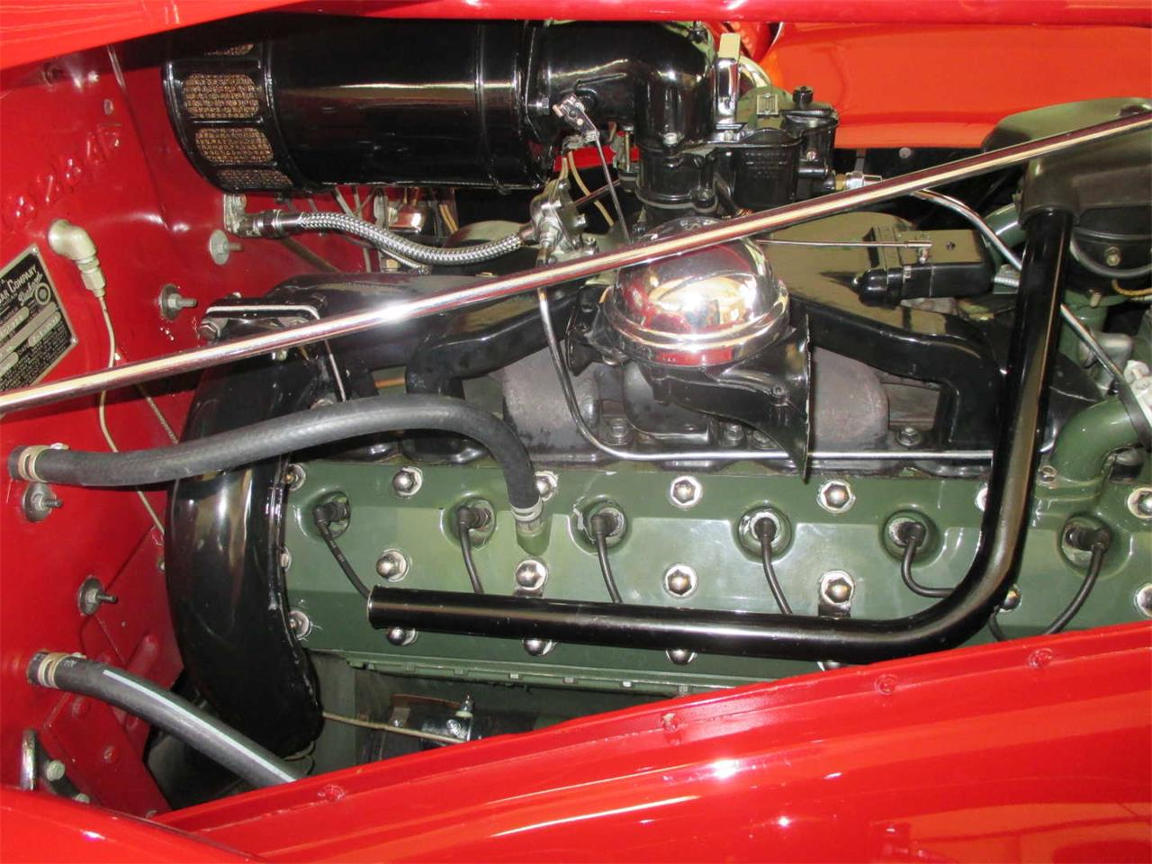 Large Picture of 1938 Packard Twelve Auction Vehicle Offered by Vicari Auction - QYMQ