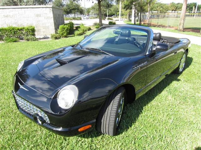 Picture of '02 Thunderbird - QYMV