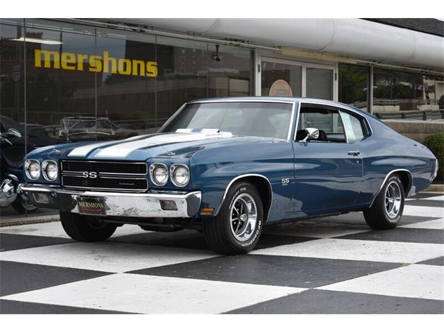 Picture of '70 Chevelle SS - QYMY