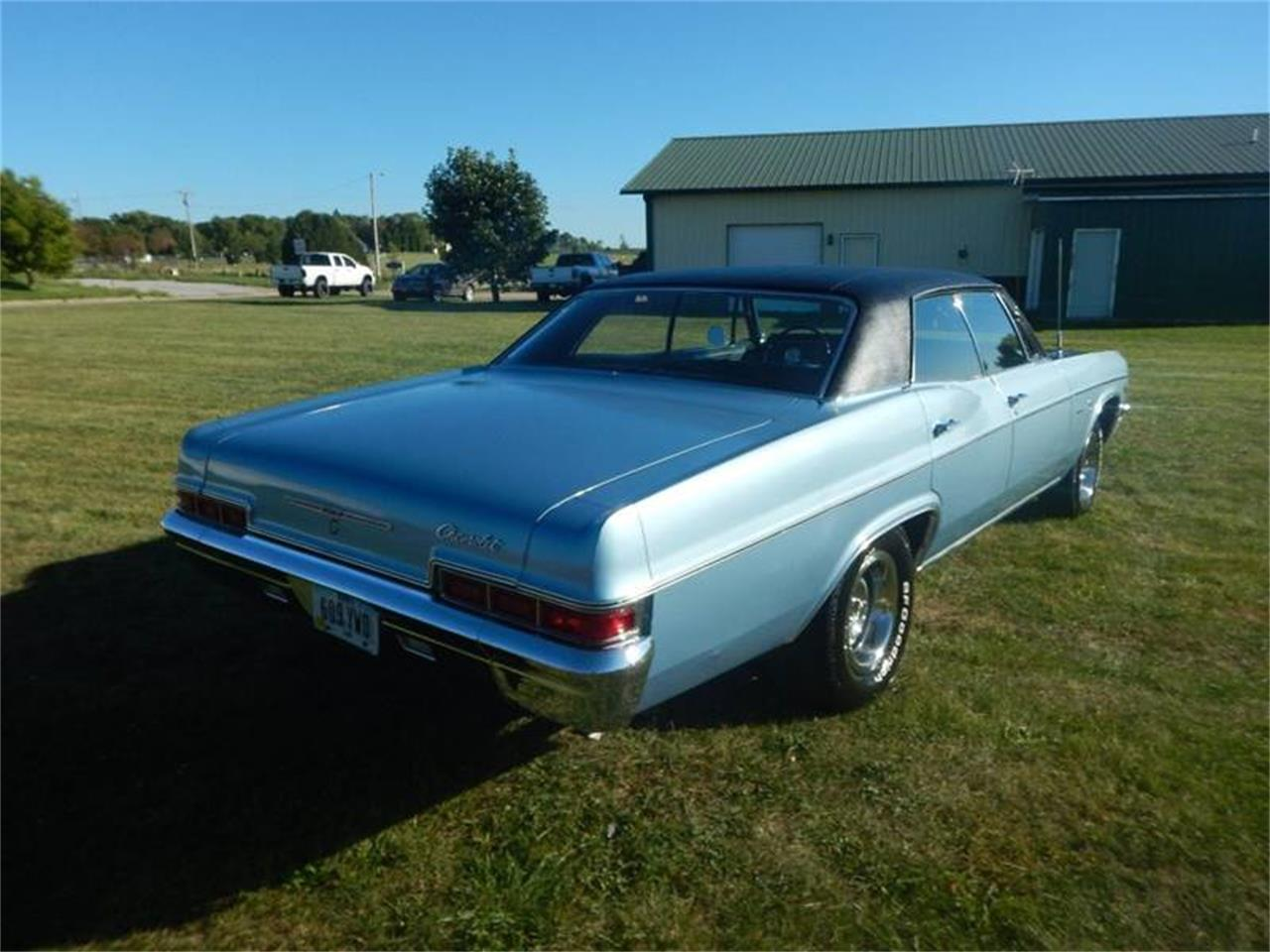 Large Picture of '66 Impala - QYN5