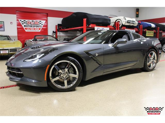 Picture of '14 Corvette - QYNA