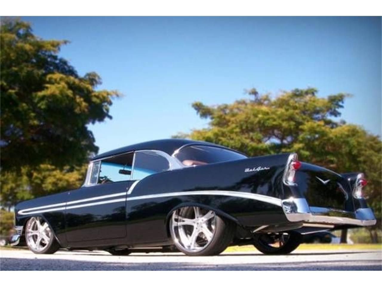 Large Picture of '56 Bel Air - QYNH