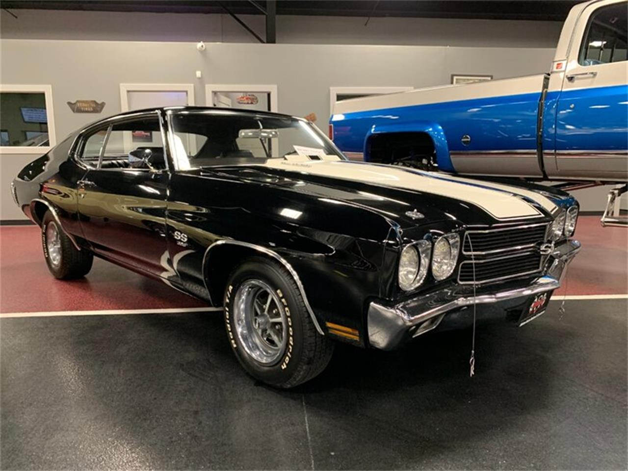 Large Picture of '70 Chevelle SS - QYNK