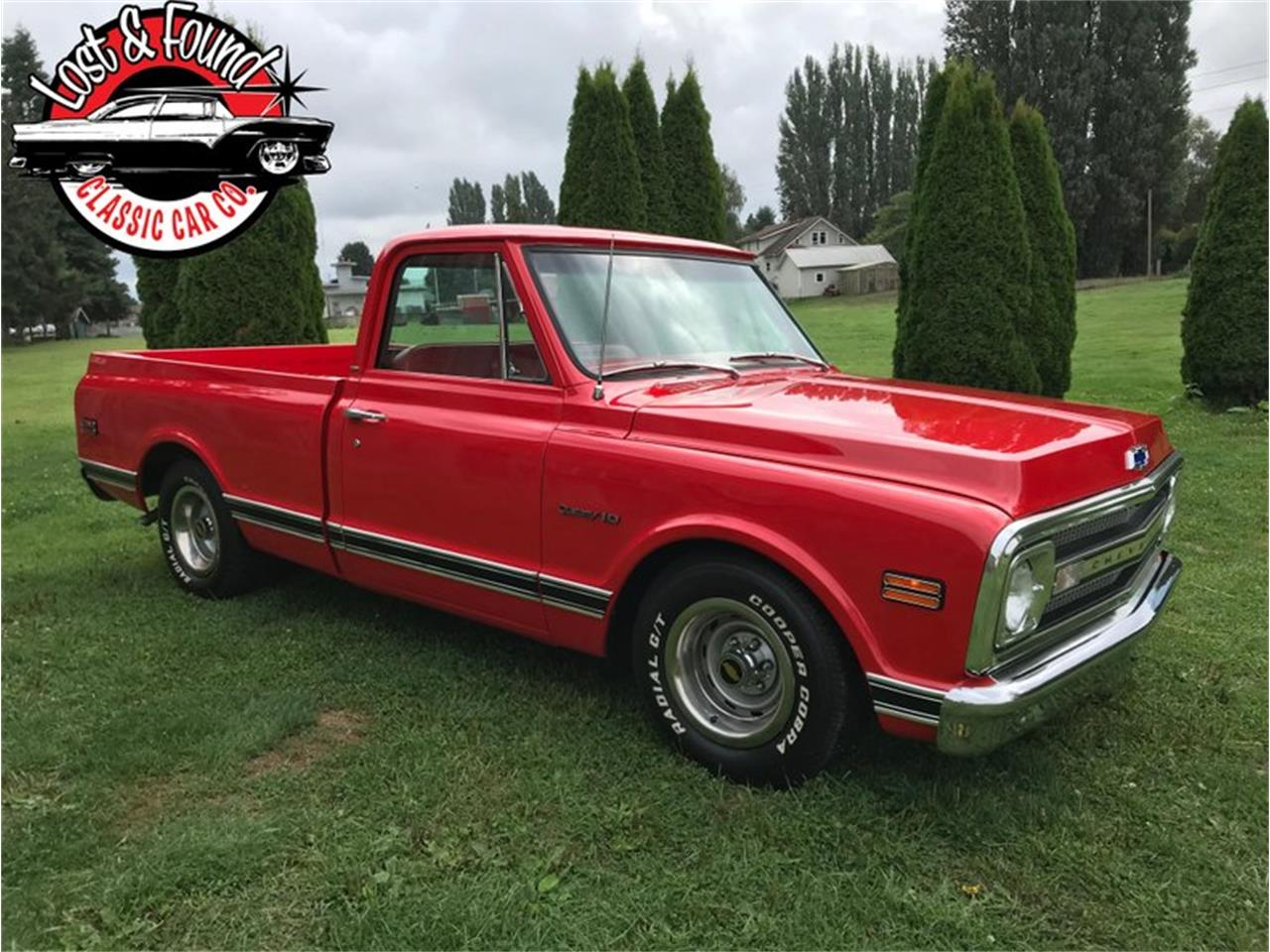 Large Picture of '69 C/K 10 - QYOO