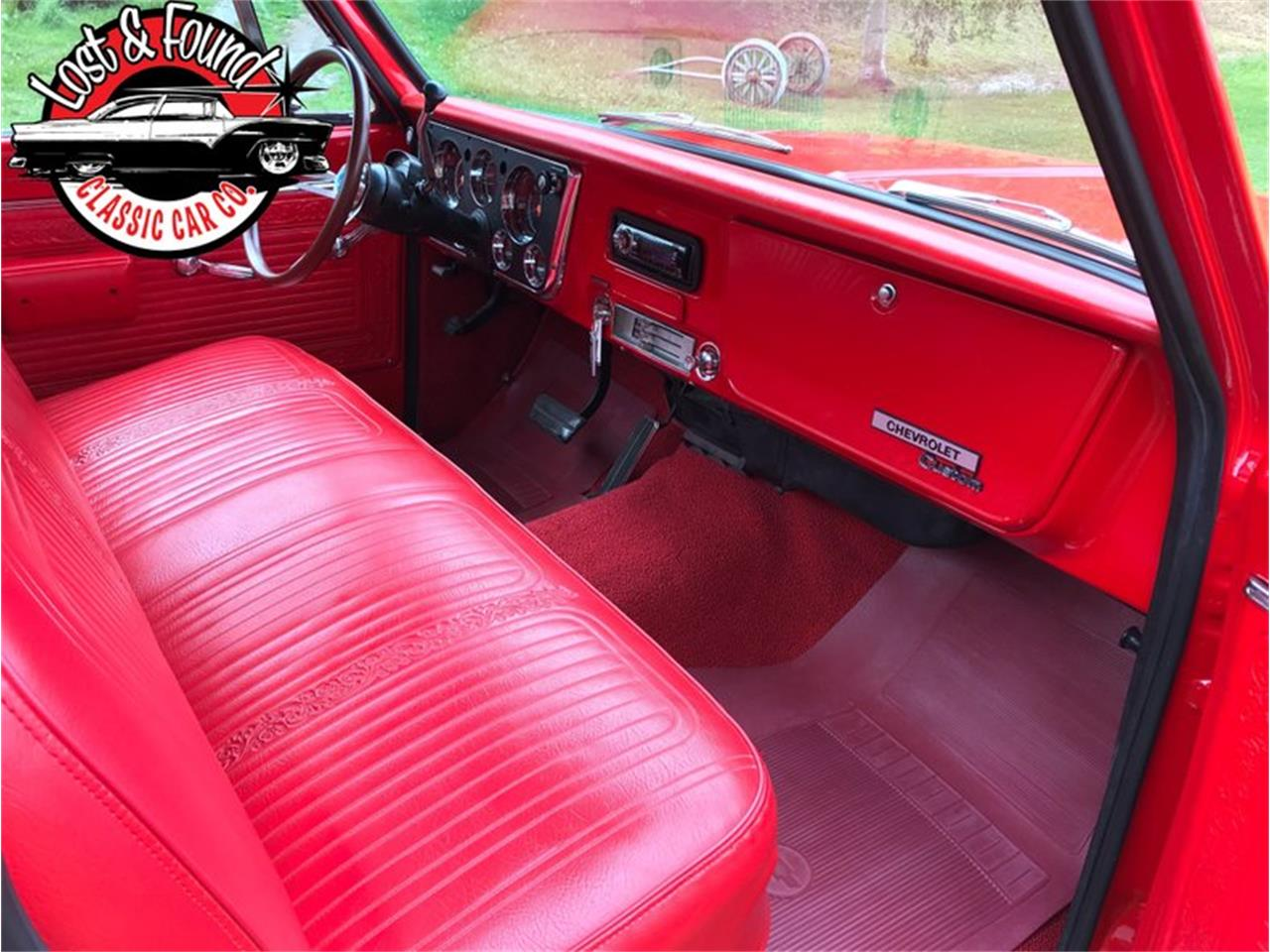 Large Picture of Classic 1969 Chevrolet C/K 10 - QYOO
