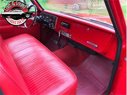 Picture of Classic '69 Chevrolet C/K 10 - $39,500.00 Offered by Lost & Found Classic Car Co - QYOO