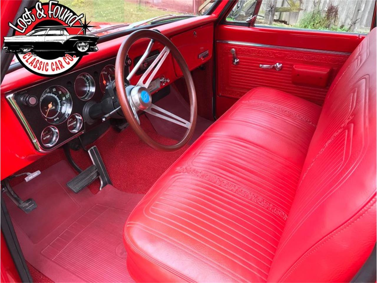 Large Picture of 1969 C/K 10 Offered by Lost & Found Classic Car Co - QYOO