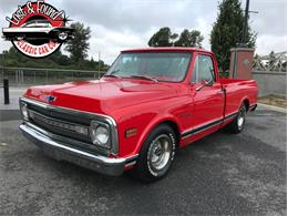 Picture of Classic '69 Chevrolet C/K 10 located in Washington - $39,500.00 - QYOO