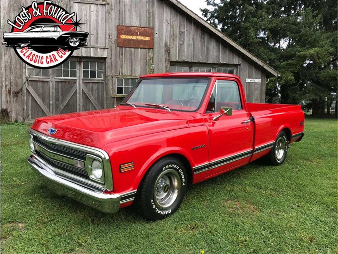 Large Picture of '69 Chevrolet C/K 10 located in Mount Vernon Washington - $39,500.00 - QYOO