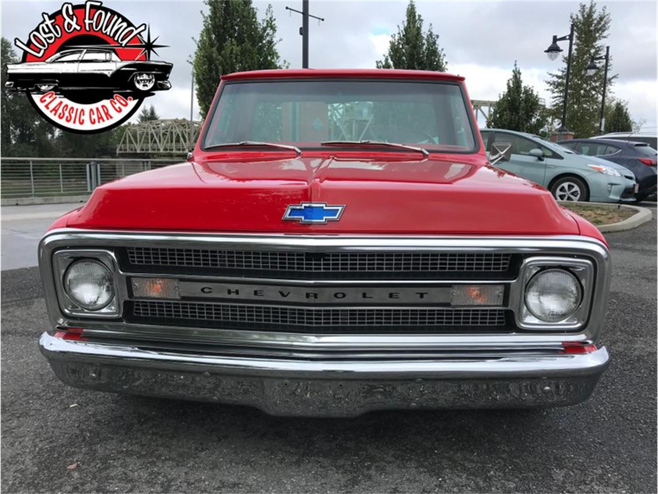 Large Picture of Classic 1969 C/K 10 located in Mount Vernon Washington - $39,500.00 - QYOO